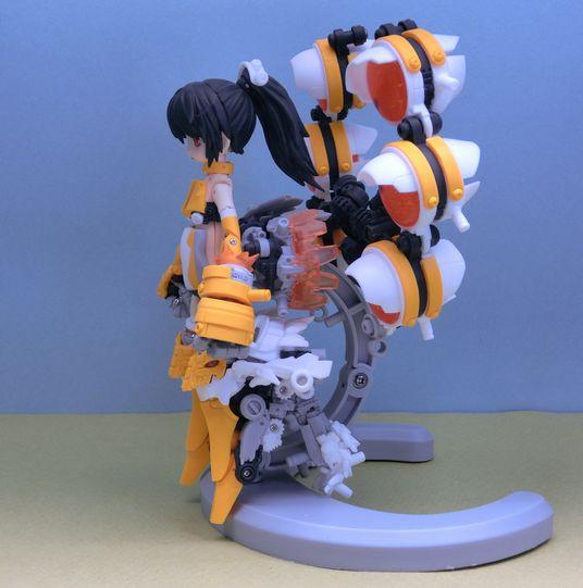雷華full装備 (2)