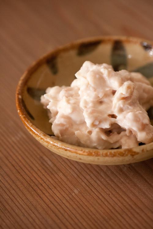 白インゲン豆