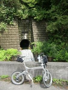 赤城大沼用水隧道