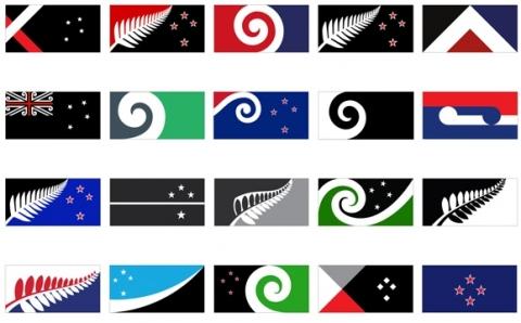 ニュージーランドは国旗の変更を考えているようです