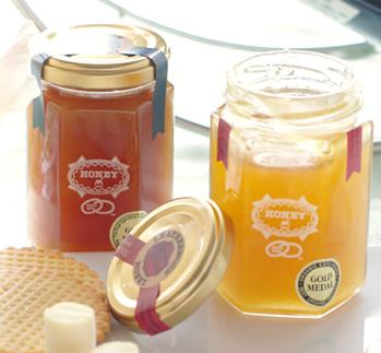 タスマニアの天然ハチミツ
