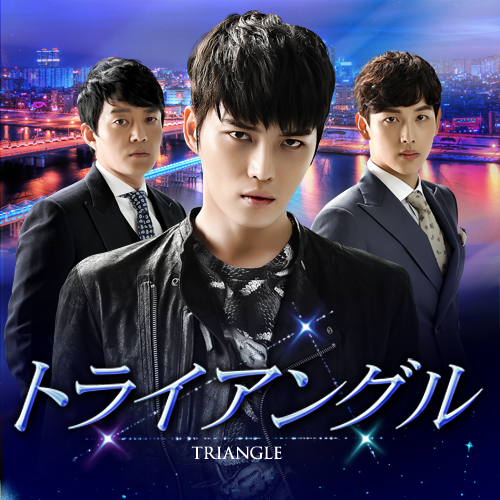 triangle dvd twi