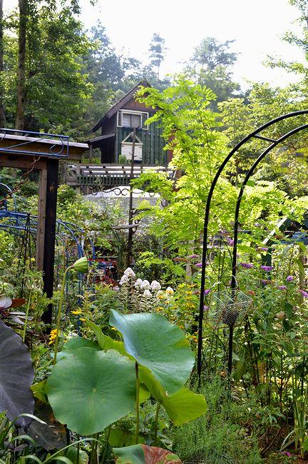 8,4ボーダー花壇