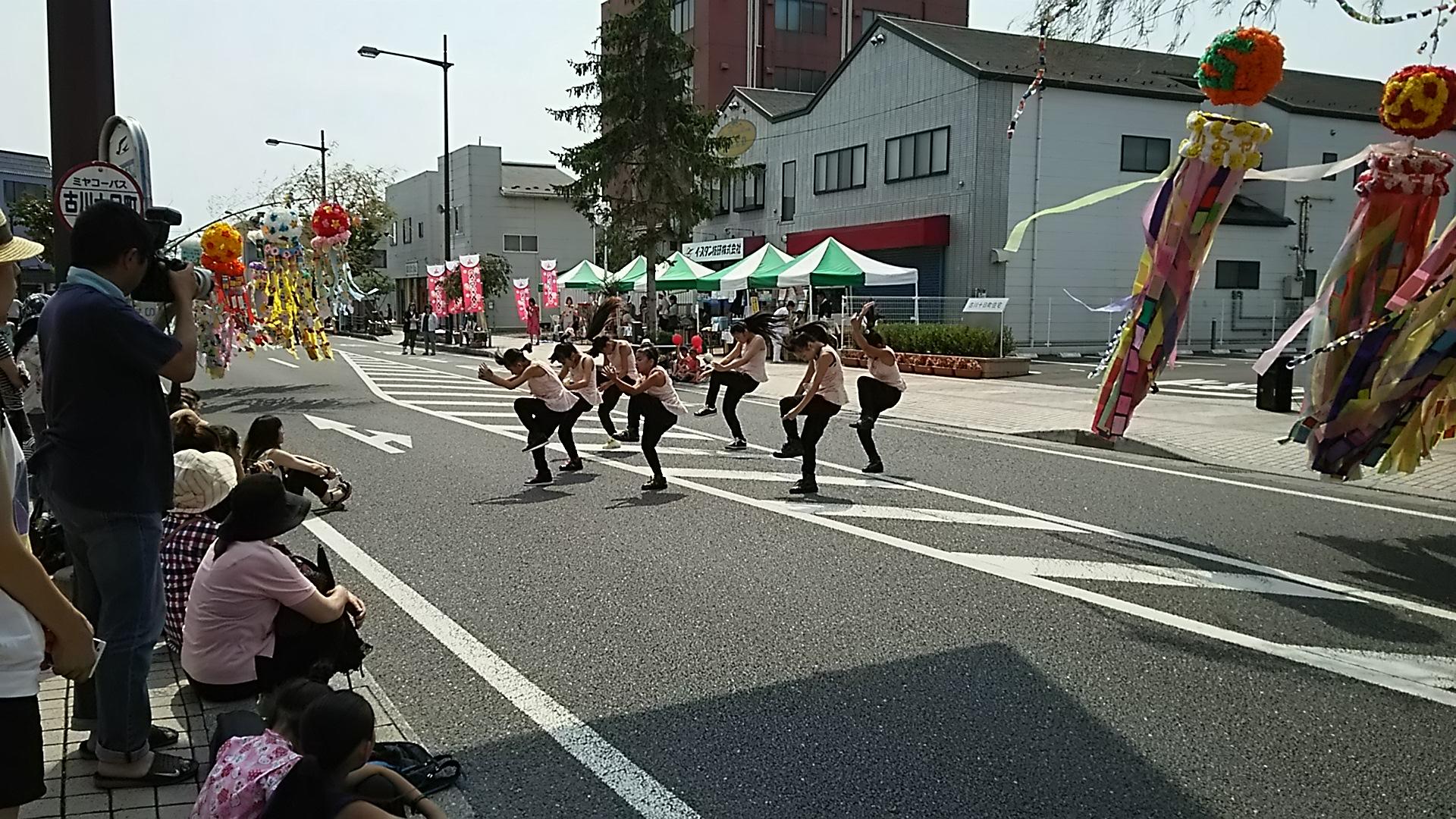 ROCK FOOT(ダンス)