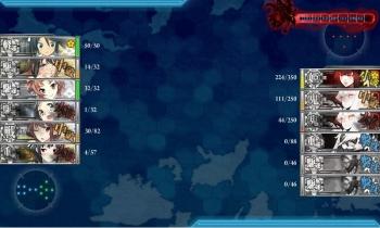 E-3-Z夜戦9戦目終了