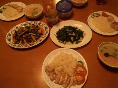 7.18夕食