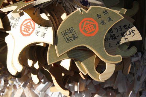 御金神社・銀杏の絵馬_H27.06.06撮影