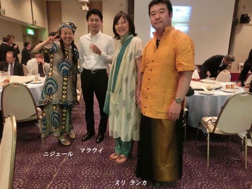 JICA 青年海外協力隊50周年 徳島