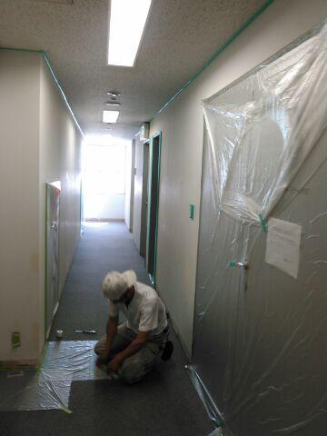 オフィス塗装1