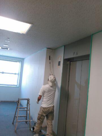 オフィス塗装4