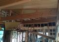 川原子の家内部造作天井