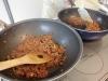 肉味噌炒め