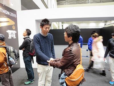 東京マラソン2015-4