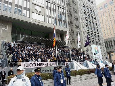 東京マラソン2015-5