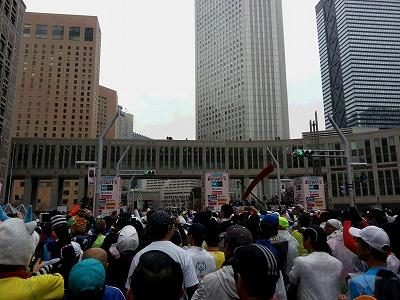 東京マラソン2015-8