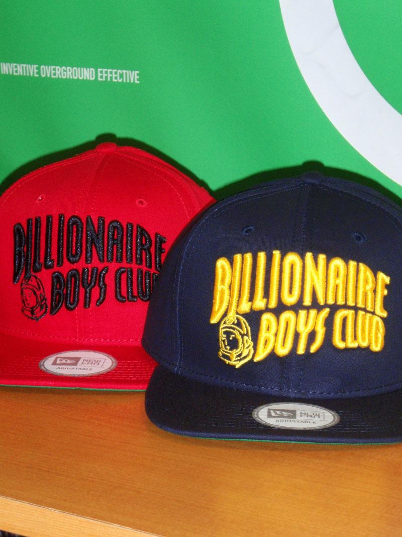 Billionaire Boys Club Fall 2015 Snapback Cap スナップバックキャップ STREETWISE ストリートワイズ 神奈川 湘南 藤沢 スケート ファッション ストリートファッション ストリートブランド
