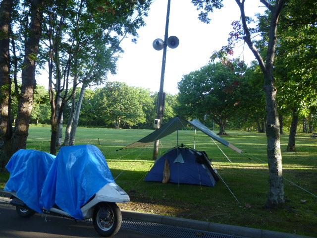 723コケムキャンプ場