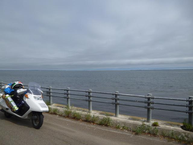 724サロマ湖