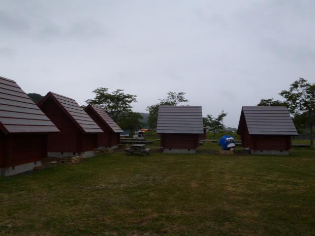 厚岸のキャンプ場