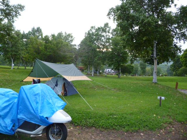 727グリーンステー洞爺湖キャンプ場