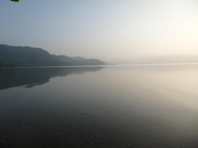 728洞爺湖朝日