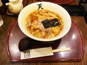 東京ラーメン天 羽田空港店RIMG7895