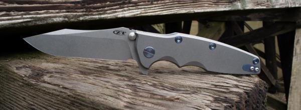 ZT(ゼロトレランス)knivesよりリミテッドフォルダーZT0392近日発売