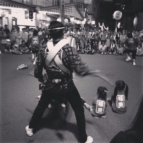 阿波踊り 2015 極美連