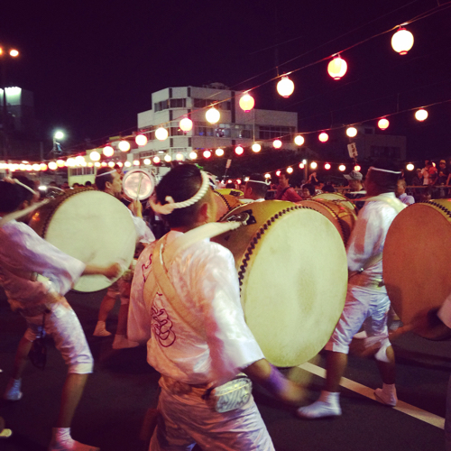 阿波踊り 2015 七彩連