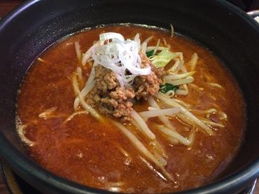 担担麺 麺匠 利休