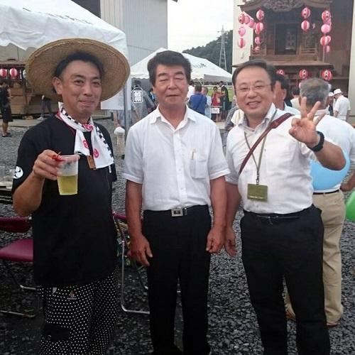 清原地区<板戸町 天祭>へ!⑧