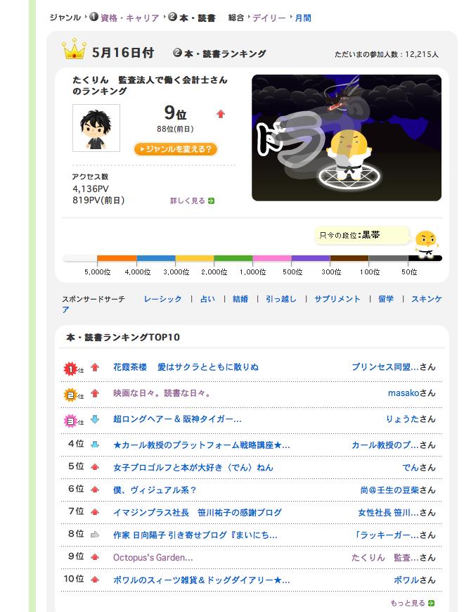 Octopus's Garden~ぎーくな会計士のブログ