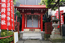 150818榎稲荷神社の榎⑤