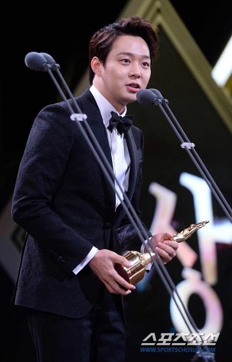 青龍映画祭表彰式5