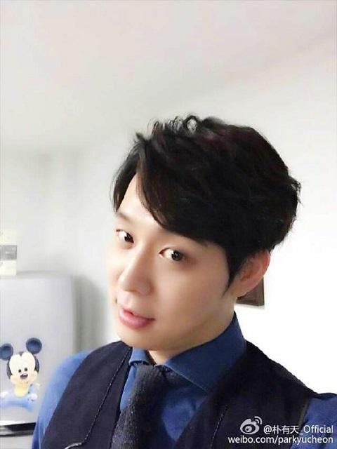 weiboユチョン