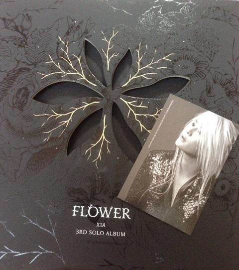 FLOWERアルバム