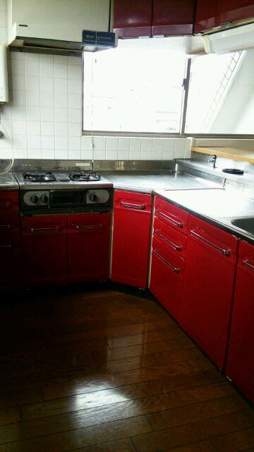 ビューティライト401キッチン