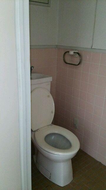 ビューティライト401トイレ