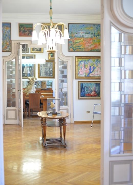 STK 4846 R - ミラノの個人宅美術館「Casa Museo Boschi Di Stefano」