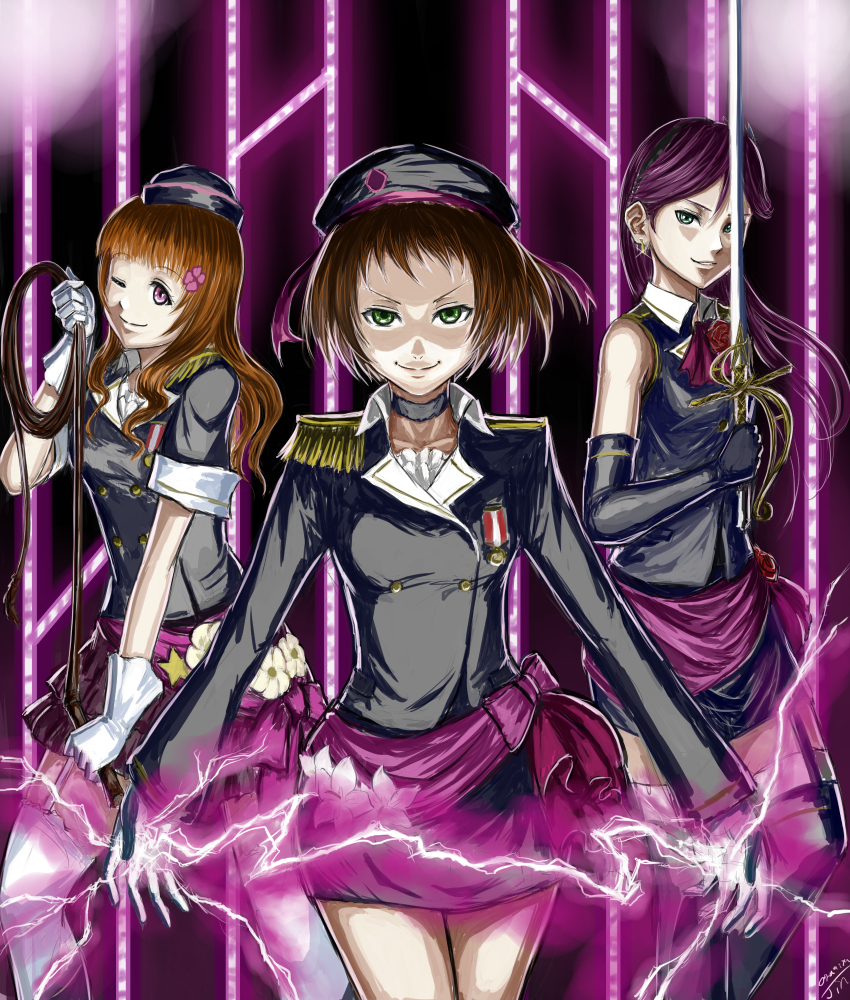 スクールアイドルファンタジー・A‐RISE 【ラブライブ!】