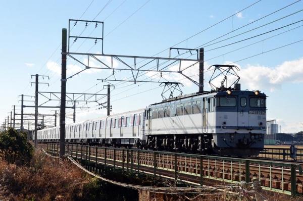 東京都交通局12-600形電車甲種輸送