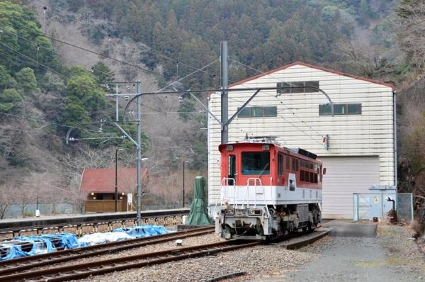 アプトいちしろ駅(ED901)