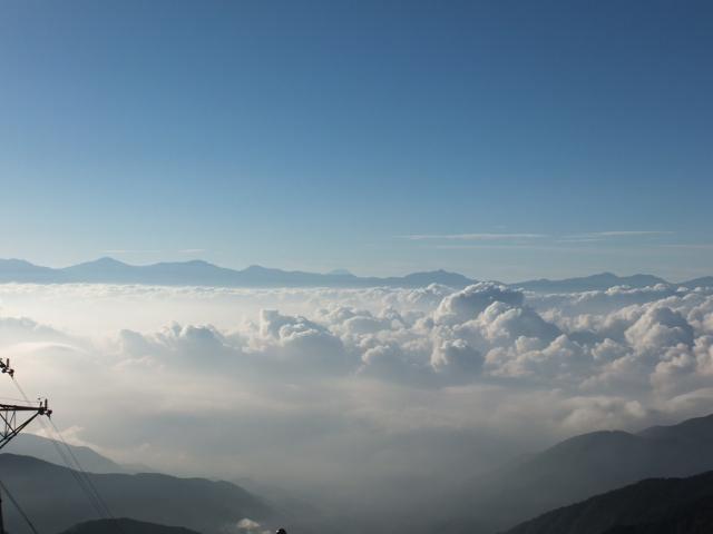 富士山 おはようございます