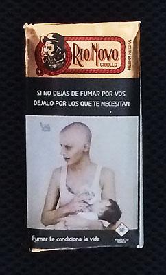 RIO_NOVO_CRIOLLO, Tabaco_de_Liar, Uruguayan_Tobacco RYO ウルグアイのシャグ
