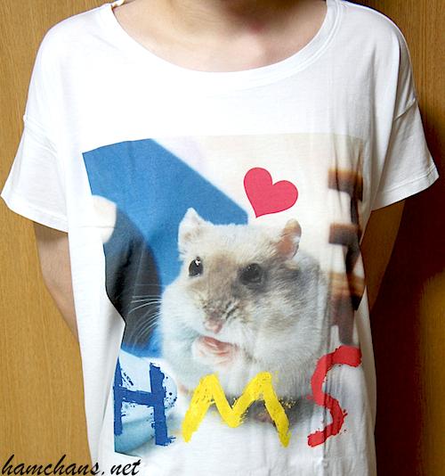 UTme!Tシャツ2
