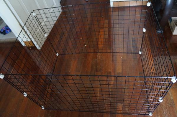 diy cage 3