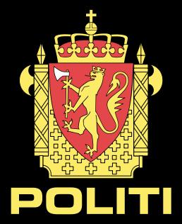 ノルウェー警察の紋章