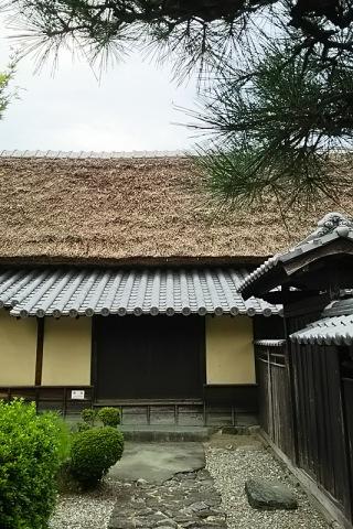 永井家庄屋屋敷