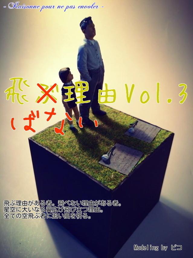 飛ばない理由Vol.3