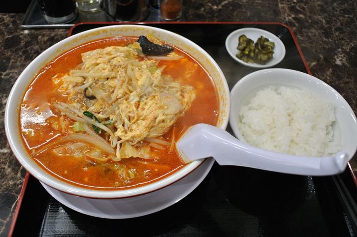 めんめん@宇都宮市二荒町 2  オリジナル担々麺1